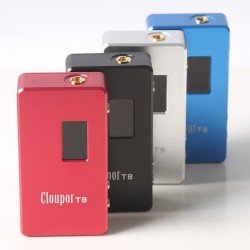 Cloupor T8 150W Mod with VIP service card
