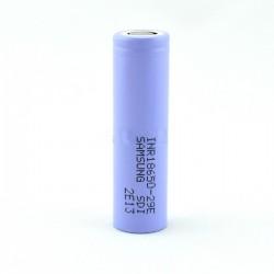 Samsung INR18650-29E 3.7v and 2900mAh battery