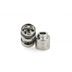 UD AGA-TD Stainless Steel Rebuildable atomizer with Pyrex tank