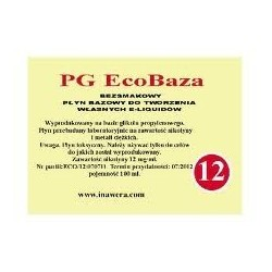 Inawera - PG EcoBase 12 mg - 100 ml