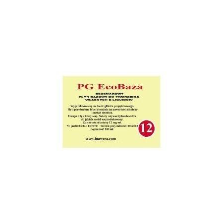 Inawera - PG EcoBaza 12 mg - 100 ml