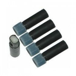 Empty cartridges for the rechargeable eGo - set 5 pcs.