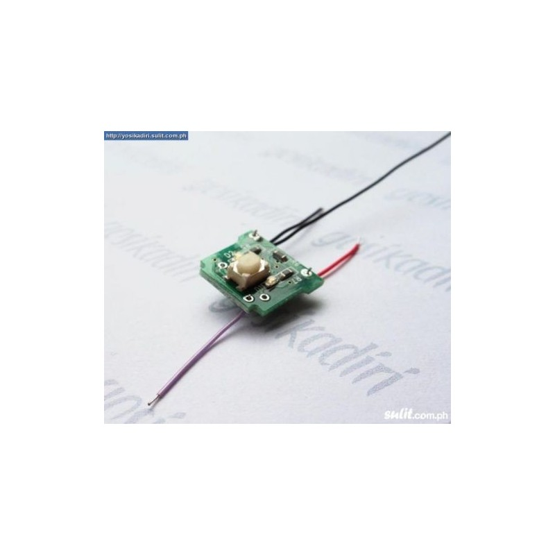 electronic board for ego cigarette