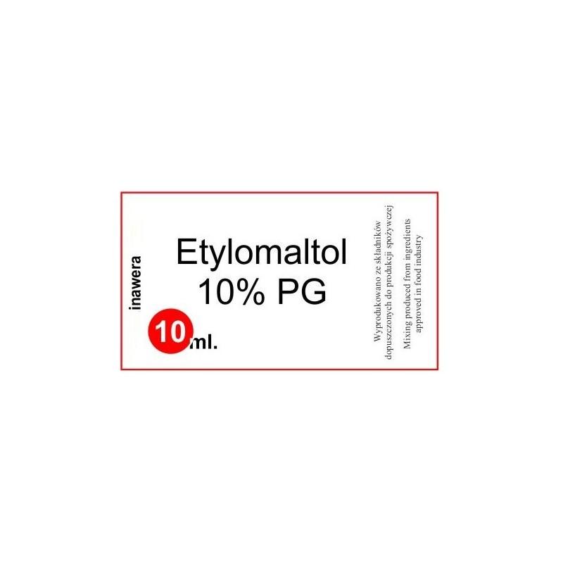 Etylomaltol 10%PG - 10ml