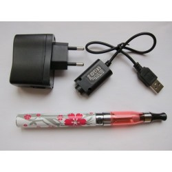CE4 Red Flower 1100mAh kit