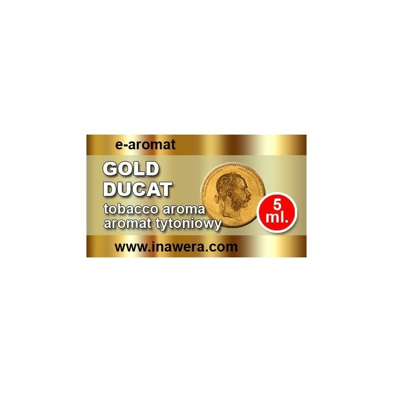 Gold Ducat tabac 10ml