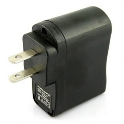 US plug Adapter with USB