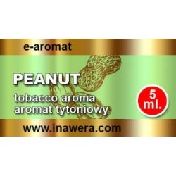 Peanut tobacco 5ml