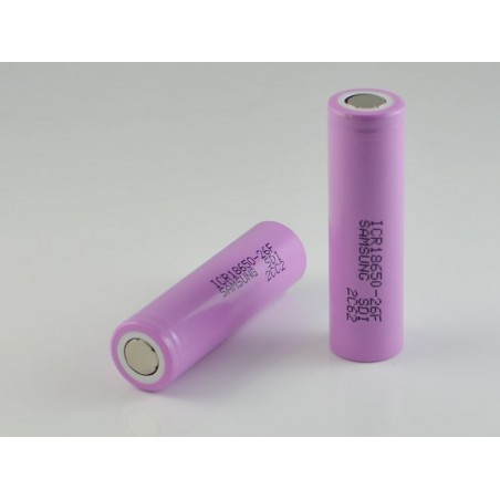 ICR18650 Battery Samsung 2600mAh Flat Top