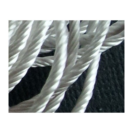 Silica rope 1,5mm - 1m