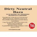 Inawera - Dirty Neutral Base 36mg - 100 ml