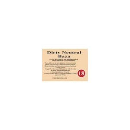 Inawera - Dirty Neutral Baza 18mg - 100 ml