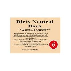 Inawera -  Dirty Neutral Base 6mg - 100 ml