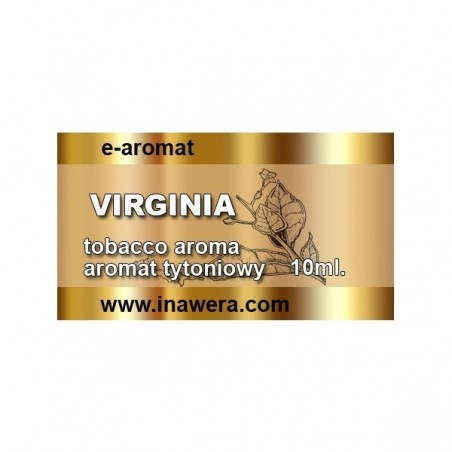 Virginia Tobacco 10ml