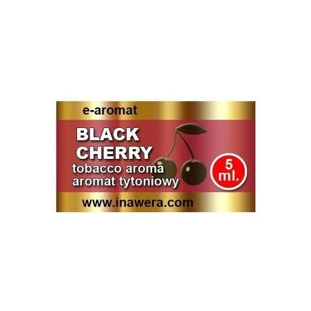 Tobacco Black Cherry 5ml