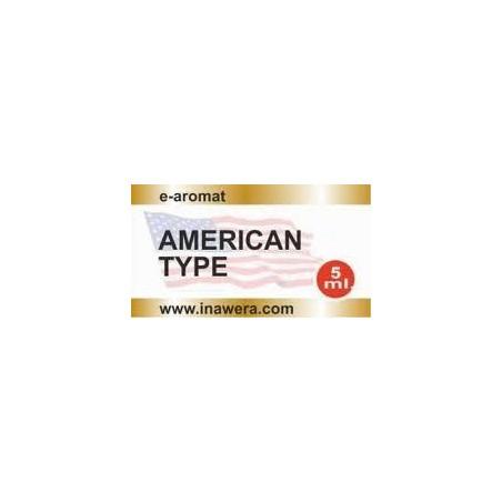 AMERICAN TYPE tabac 10ml