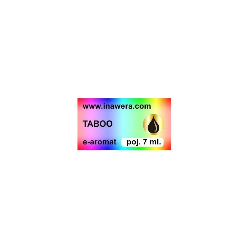 Taboo Tobacco 7ml