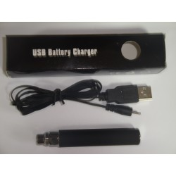 EGo-T 650 mAh battery with  Nokia USB charger