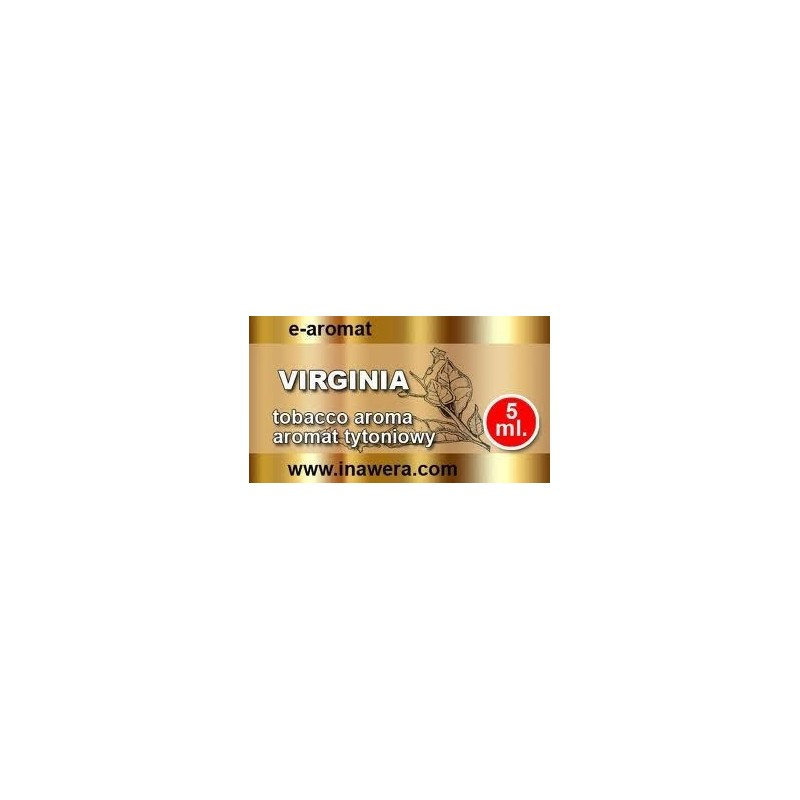Tobacco Virginia 5ml