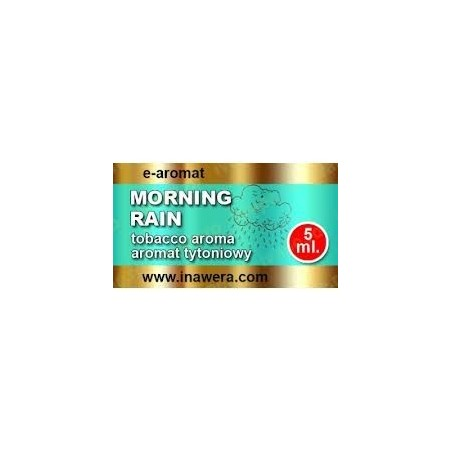 Tobacco Morning Rain 5ml