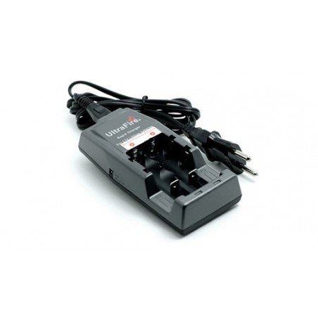 Incarcator UltraFire WF-139 3.6/3.7V pentru acumulator Li-Ion 18650, 14500, 16340, RCR123