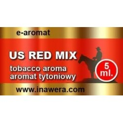 US RED MIX Tobacco 10ml
