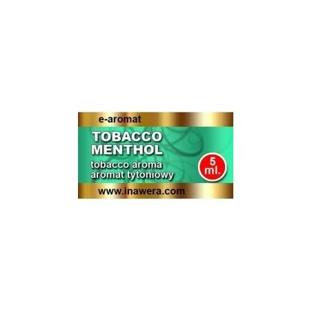 Tutun mentolat 10ml