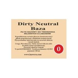 Inawera -  Dirty Neutral Base 0mg - 100 ml