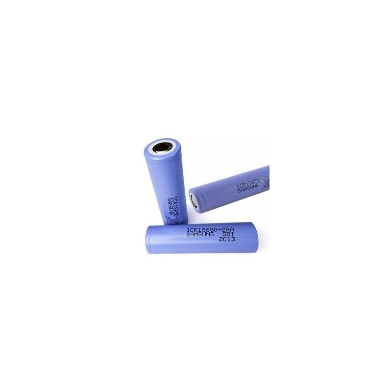 Acumulator tip 18650 Samsung 2800mah cu PCB Flat Top