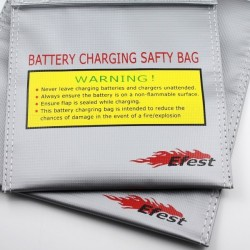 Efest Safe Charging Bag  18 x 23cm