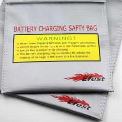 Efest - săculeț pentru încărcare în siguranță 18 x 23cm