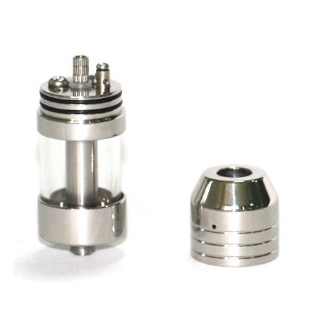 AGA-T+ Genesis R/A Stainless Steel with Polycarbonate Tank