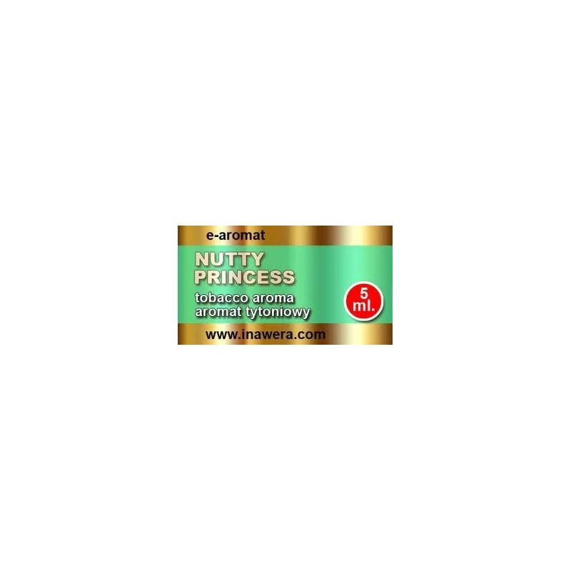 Nutty Princess tabac 10ml