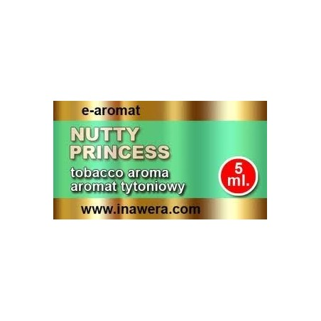Nutty Princess Tobacco 10ml