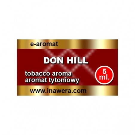 Don Hil Tobacco 10ml