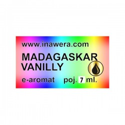 Madagaskar Vanilly tabac 7ml