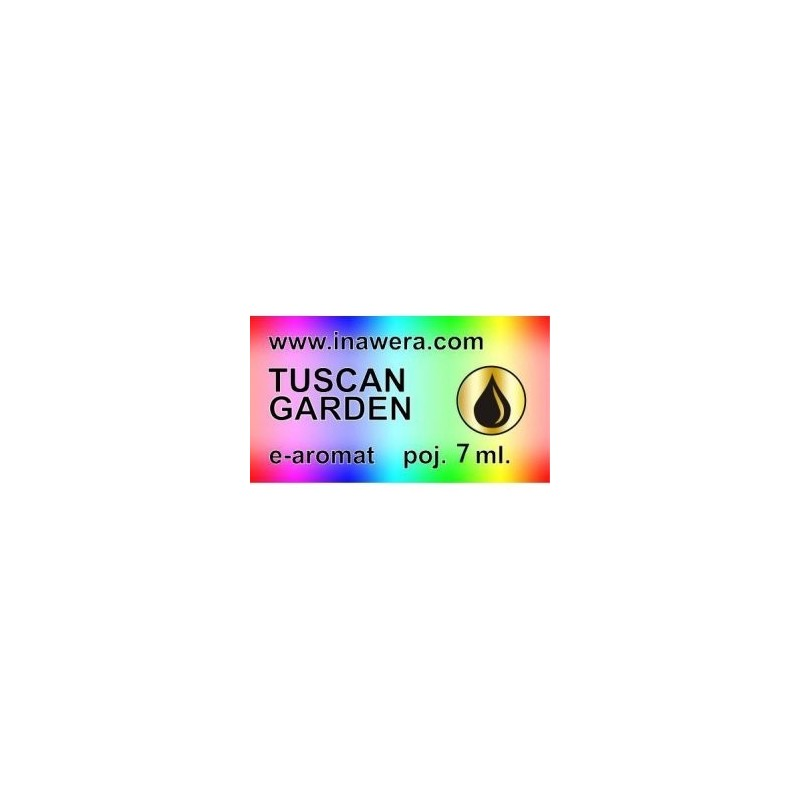 Tuscan Garden Tobacco 7ml