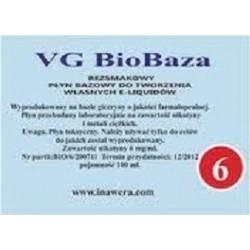 Inawera - VG Biobaza 6mg - 100 ml