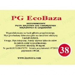 Inawera - PG EcoBase 36 mg - 100 ml
