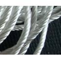 Silica wick ekowool 4mm - 1m