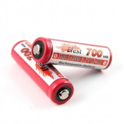 Acumulator Efest V2 IMR 14500 700mAh 3.7V button top