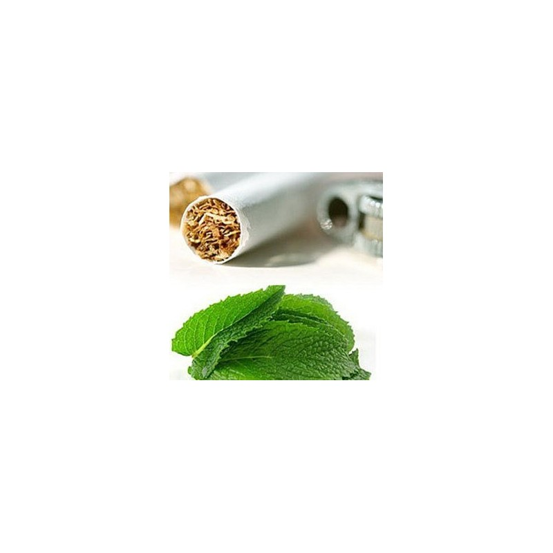 Virgin menthol e-solid