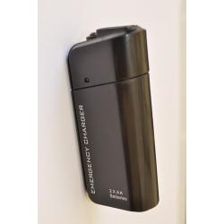 Incarcator de urgenta cu 2 baterii R6 (AA)