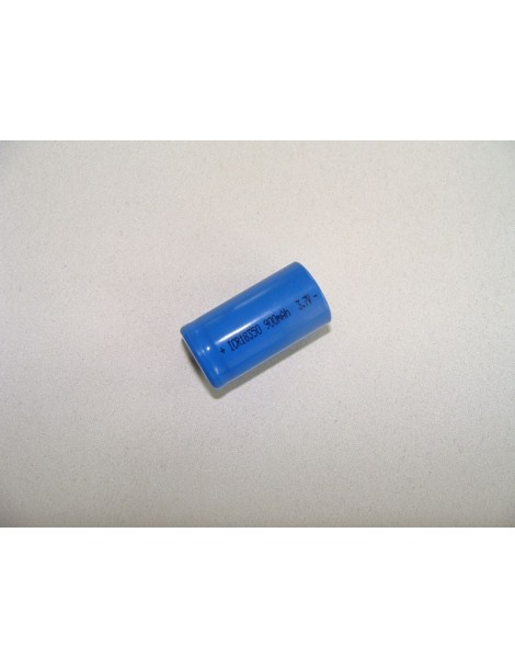 Battery for Mini lavatube 18350 750mAh 3.7V Li-ion