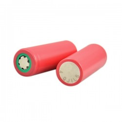 Sanyo UR 18500FK battery 1680 mah flat top