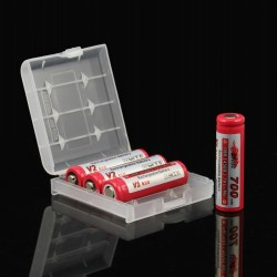 Efest 4x14500 battery carrying case