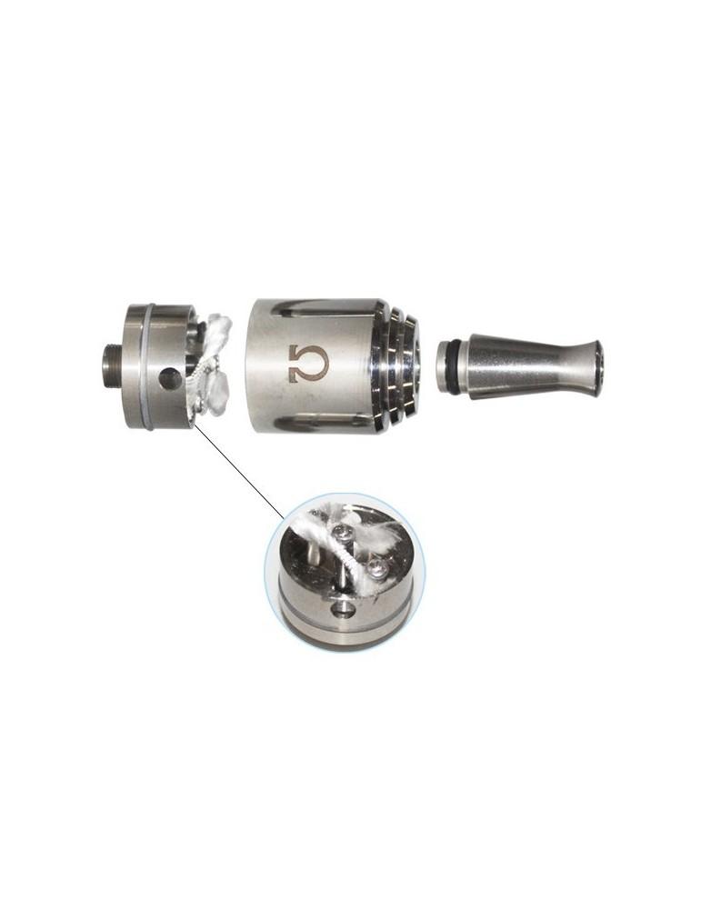 RDA Omega stainless steel atomizer