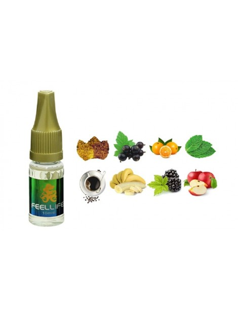 M&L Blue 10ml Feellife liquid