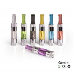 Clearomizer Gemini Dual Coil capacitate lichid 2ml