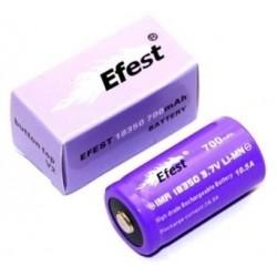 Acumulator Efest IMR 18350 High Drain 10.5amp Button Top 700mah